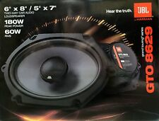 "NEW JBL GTO8629 Coaxial 6""x8"" Car Audio Speakers (1-Pair) 6x8"