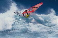 568081 surfear la ola Hookipa Marca Angulo A4 Foto Impresión