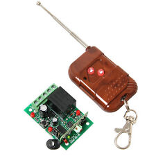 1 channel Relay Module with Remote Control 1CH RF Realy Transmitter & Receiver