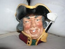 """collectables Royal Doulton Toby Jug """"The Town Crier"""""""