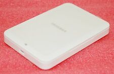 NEW GENUINE Samsung Galaxy S4 MINI External WHITE Battery Charger Dock Micro-USB