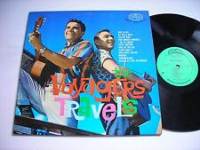 The Voyagers Travels 1961 LP VG++