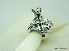NEW!  AUTHENTIC PANDORA CHARM FOREST FAIRY #791734