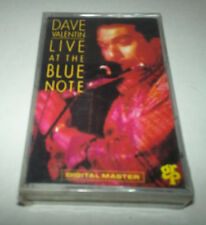 Dave Valentin: Live at the Blue Note - Cassette - SEALED