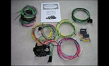 Gearhead 1969-1972 Chevy GMC Pickup Truck Wire Harness Wiring Kit Delco USA