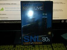SATURDAY NIGHT LIVE IN THE 80'S-LOST AND FOUND DVD