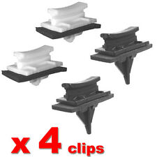 FORD TRANSIT FRONT WINDSCREEN A PILLAR SIDE TRIM CLIPS V184 X 4 Moulding Clips