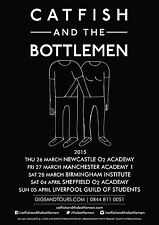 CATFISH AND THE BOTTLEMEN 3 A3 POSTER 297X420MM - BUY2GET1FREE