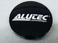 Original ALUTEC Nabenkappe schwarz N 32 61 / 64 mm Nabendeckel  Felgendeckel N32