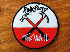 Pink Floyd Sew Iron On Patch Embroidered Rock Band Logo Badge