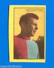 CALCIATORI STELLA BISCOTTI BOVOLONE anni 60 - Figurina-Sticker - BECCATTINI -New