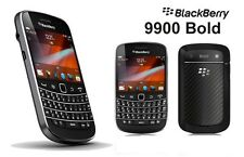 IMPORTED BLACKBERRY 9900 BOLD 4- BLACK - UNLOCKED - SEALED PACK - 100% NEW- COD