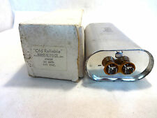 NEW IN BOX HARRY ALTER 49858 CAPACITOR 30 MFD 440 VAC