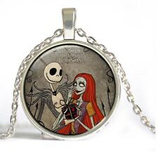 Nightmare Before Christmas pendant wonderful necklace  Necklace DD   166