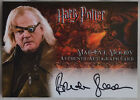 Harry Potter Mad-Eye Moody Brendan Gleeson Auto Autograph Trading Card GoF