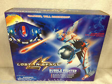 1997 LOST IN SPACE Deluxe Bubble Fighter w/ Gyro-Swiveling Cockpit MISB