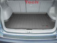 WeatherTech® Cargo Liner Trunk Mat - Toyota Matrix - 2003-2008 - Black