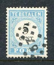 puntstempel 57 'S-HERTOGENBOSCH op nvph PORT 6 III D ;