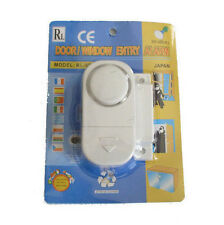 DOOR WINDOW ENTRY ALARM Wireless Magnetic Alert NEW!!!!
