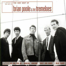The Very Best of Brian Poole and the Tremeloes by Brian Poole & the Tremeloes...