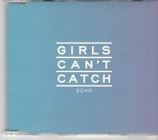 (EX819) Girls Can't Catch, Echo - 2009 DJ CD