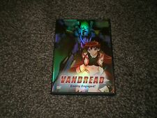 Vandread - Vol. 1: Enemy Engaged! (DVD, 2001) Disc near mint! Free Shipping!