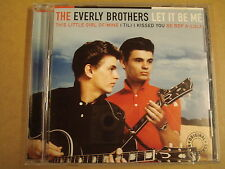CD / THE EVERLY BROTHERS - LET IT BE ME
