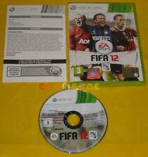 FIFA 12 XBOX 360 Versione Ufficiale Italiana 1ª Edizione »»»» COMPLETO