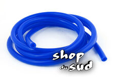 DURITE ESSENCE BLEU  Diam. 6mm  Longueur 1 Mètre Moto Cross YZ KX KTM CR RM DIRT