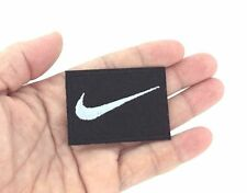 NIKE IRON ON PATCH SPORTS LOGO APPLQUES DIY T-SHIRT CLOTHING POLO 5 X 3.7cm