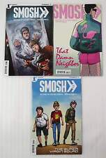 Smosh #1 Set of 3 Three Different Covers Includes Star Wars Version High Grade
