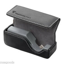 Plantronics 925 Charging Case Charger Black Leather - Original OEM
