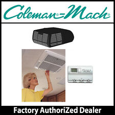 Coleman Mach15 15K Ducted Black Air Conditioner  -  Roof, Ceiling & Thermostat