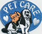 Girl Boy Cub PET CARE Caring For Dog Cat Fun Patches Crests Badges SCOUT GUIDE