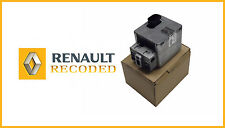 RENAULT  Megane / Scenic Steering Lock  RECODED  8200110033