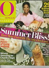 O, The Oprah Magazine July 2011 VOL. 12 NO. 7 Back Issue FREE SHIPPING