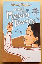 Enid Blyton - SECOND FORM AT MALORY TOWERS - paperback 180 pp
