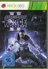 Star Wars - The Force Unleashed II (X-Box360)