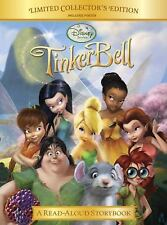 Tinker Bell Limited Collector's Edition  2008 hardcover book.  (no poster)