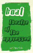 Book - Theatre of the Oppressed - Augusto Boal - Get Political - Revolutionary