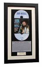 JOHN MAYALL Turning Point CLASSIC CD Album TOP QUALITY FRAMED+FAST GLOBAL SHIP