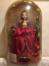 Disney Deluxe Beauty And The Beast Belle Doll Limited Edition HTF AND RARE 2010