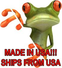 Peep Frog Funny Car Stickers Truck Window Vinyl Decal Graphics Sticker. 3D