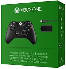 Official Xbox One Wireless Controller with Play and Charge Kit - BRAND NEW