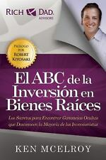 El ABC de la Inversion en Bienes Raices by Ken McElroy (2015, Paperback)