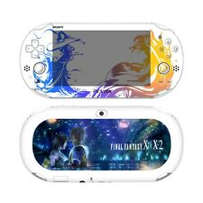 Skin Decal Sticker For PS Vita Slim PCH-2000 Series Consoles FFX #05 + Free Gift