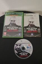 XBOX 360 : TOM CLANCY'S SPLINTER CELL DOUBLE AGENT - Completo, ITA !