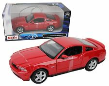 Maisto® 31209 - 2011 Ford Mustang GT, Special Edition, 1:24 Auto, car NEU