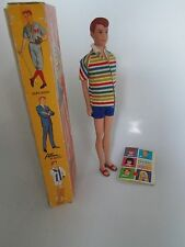 Vintage Barbie # 1000 Allan Doll 1964