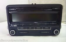 11 12 13 Vw Volkswagen Jetta Radio Cd Media Satellite 1K0035164C JB06416